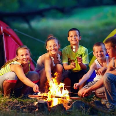 Kids Summer Campfire