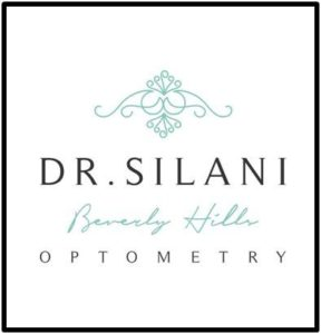Dr. Silani BH Optometry logo with border