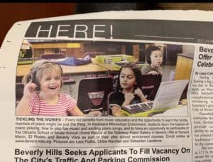 OMG Enrichment Beverly Hills Press