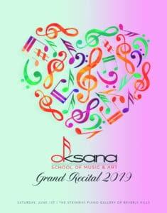 Oksana Grand Recital Cover 2019