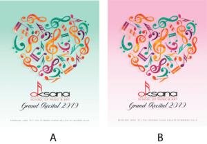 Oksana Grand Recital Covers A and B