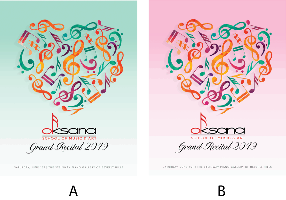 Oksana Grand Recital Covers A and B