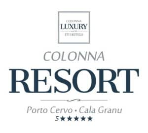 Colonna Luxury Resort Porto Cervo Italy Logo