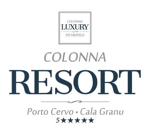 Colonna Luxury Resort Porto Cervo Italy Logo
