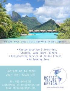 Mosaic Travel Design