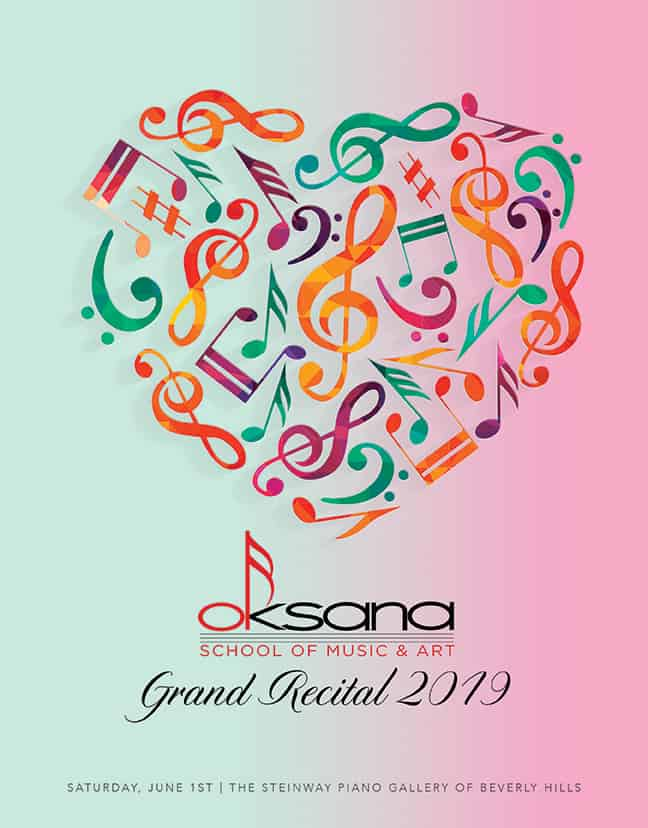 Oksana Grand Recital 2019 Cover Final