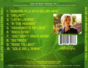 Aloe CD Contents