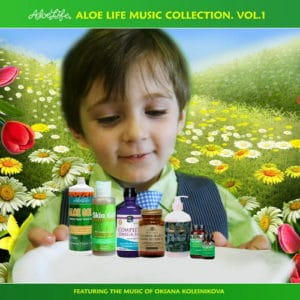 Aloe CD Cover