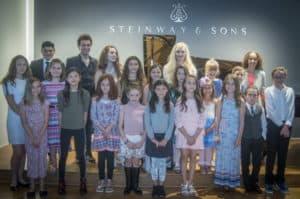 Oksana Grand Recital Photo 2019 Group 1