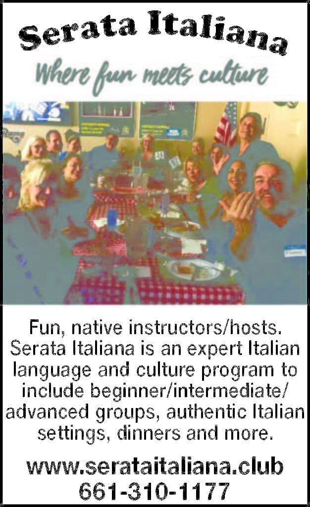 Serata Italiana Club