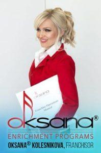 Oksana Enrichment Programs - Red