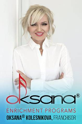 Oksana Enrichment Programs - White