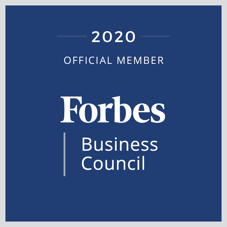 Forbes Business Council - Oksana Official Member