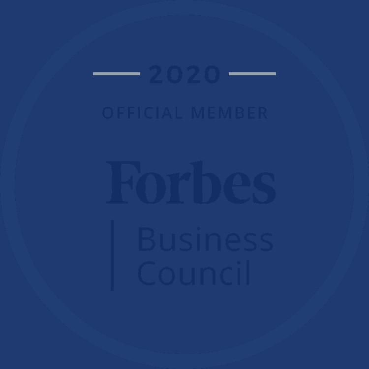 Forbes Business Council Oksana