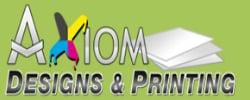 Axiom Printing Logo